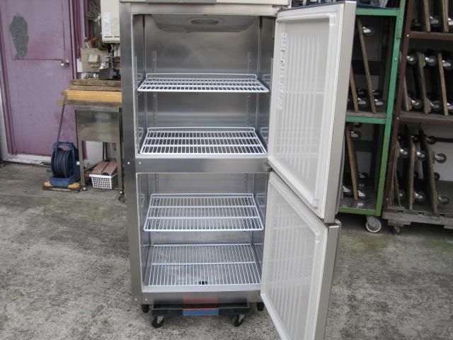 【ホシザキ】【業務用】【中古】 冷蔵庫 HR-75AT◎ 単相100V