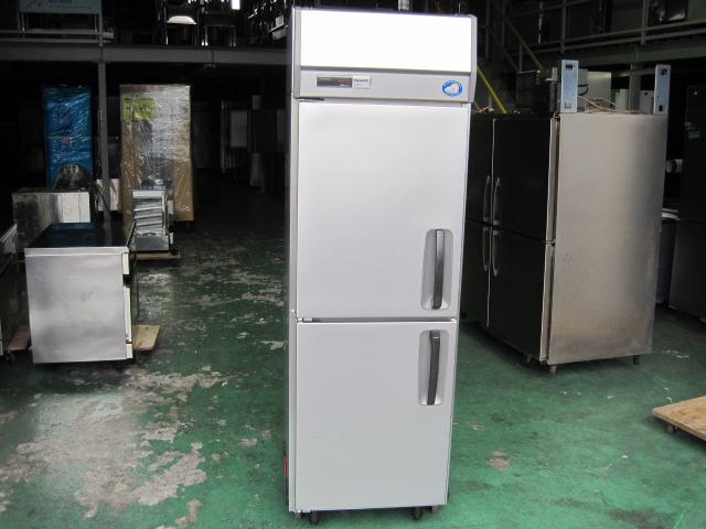 【パナソニック】【業務用】【中古】 冷蔵庫 SRR-K681L◎ 単相100V