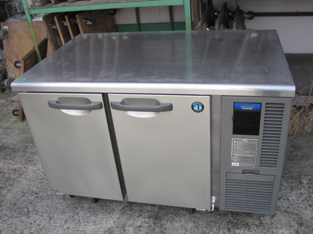 【ホシザキ】【業務用】【中古】 冷蔵コールドテーブル RT-120SDF-E-R**** 単相100V