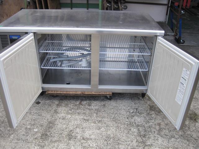 【ホシザキ】【業務用】【中古】 冷蔵コールドテーブル RT-150SDF-E**** 単相100V