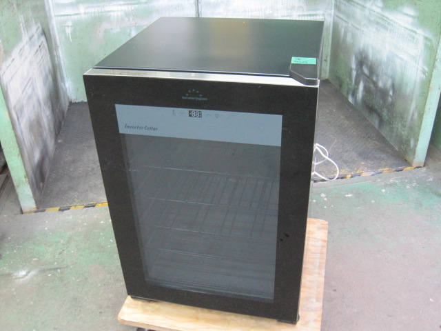 【フォルスター】【業務用】【中古】 ワインセラー FJC-95G 単相100V