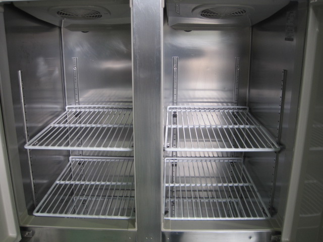 【ホシザキ】【業務用】【中古】 冷凍冷蔵庫 HRF-90AFT◎ 単相100V