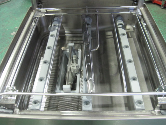 【ウィンターハルター】【業務用】【未使用新古品】 食器洗浄機 GS502◎ 三相200V ※50Hz専用