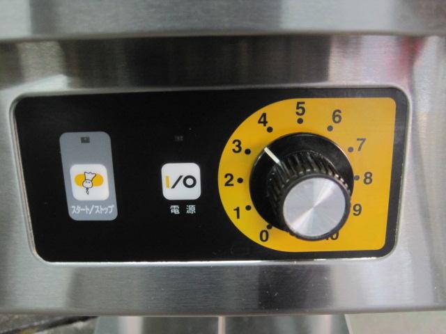 【マルゼン】【業務用】【中古】 IHコンロ MIH-P03B* 三相200V
