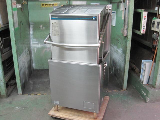 【ホシザキ】【業務用】【中古】 食器洗浄機 JWE-580UB◎ 三相200V ※50Hz専用