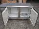 【フクシマガリレイ】【業務用】【中古】 冷凍冷蔵コールドテーブル YRC-151PE2 単相100V