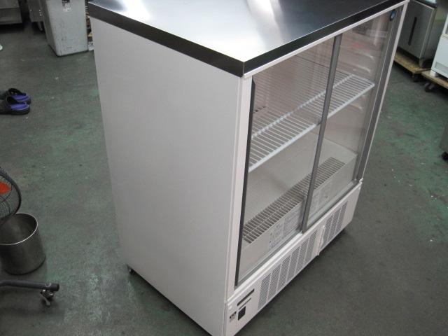 【ホシザキ】【業務用】【未使用新古品】 冷蔵ショーケース SSB-85DL 単相100V