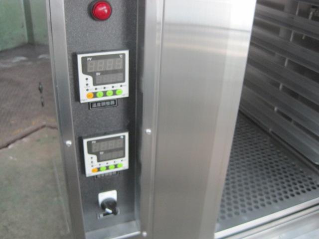 【愛工舎】【中古】 コンベクションベーキングオーブン(CBA5.0406)&ホイロ(ADP-800-9)* 三相200V/単相200V