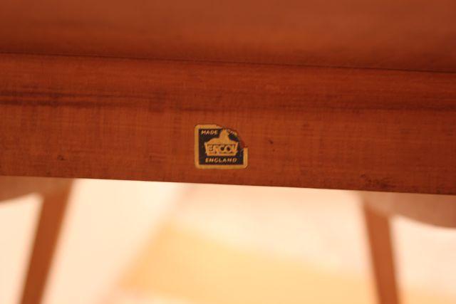 ERCOL リフェクトリーテーブル43