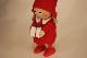 �-3【限定2】Nordic 木製人形 Girl(present)&ピエロ 吊り 2点セット