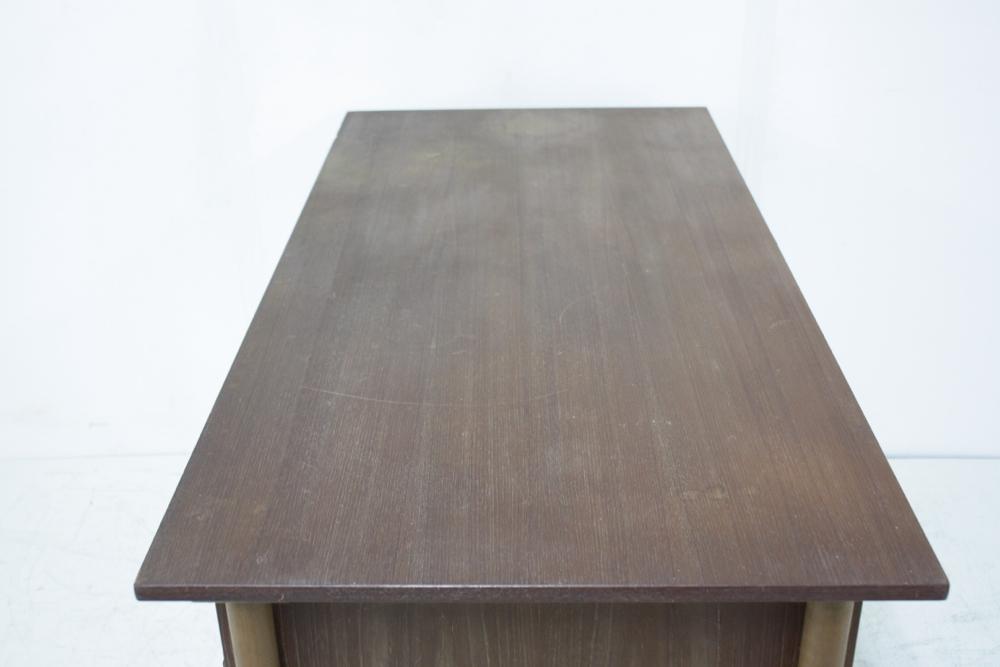 デンマーク パートナーデスク 幅123cm