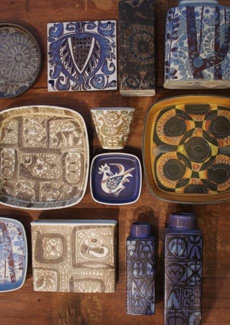 レンタル:北欧 ヴィンテージ Royal Copenhagen(ロイヤルコペンハーゲン)陶器 取り扱います