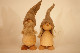 �【限定2】Nordic 木製人形 バイキングファミリーA 4点セット