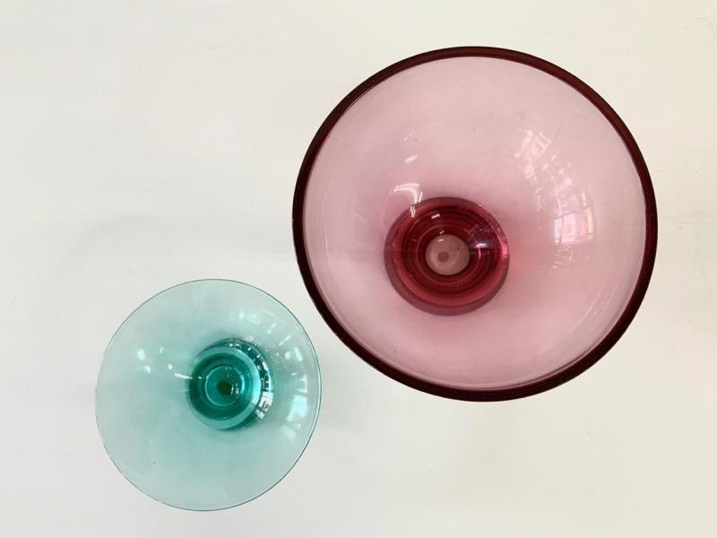Murano ベネチアンガラスベース各種