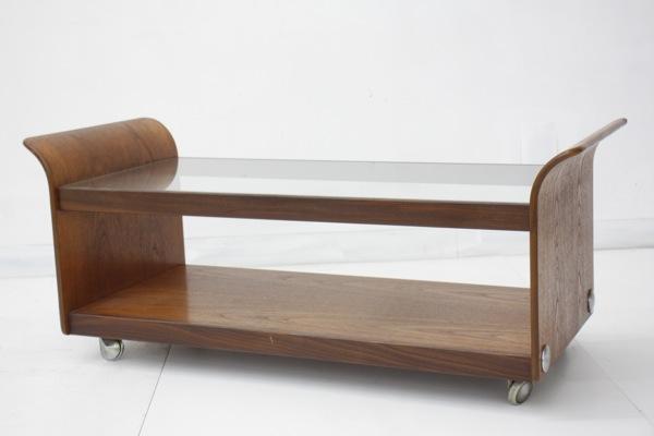 G-PLAN ガラストップテーブル(チューリップ)
