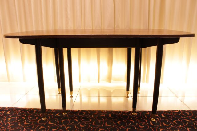 レンタル: G-PLAN トラー&ブラック(Tola&Black) ドロップリーフテーブル rac2