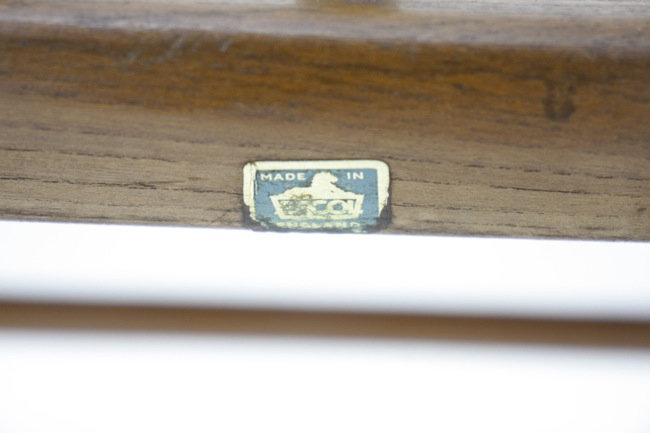 ERCOL(アーコール) NO.450 ラブシート (ベンチ)