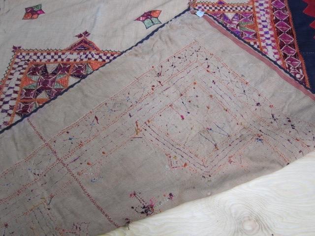 【レンタル】 インド 刺子4