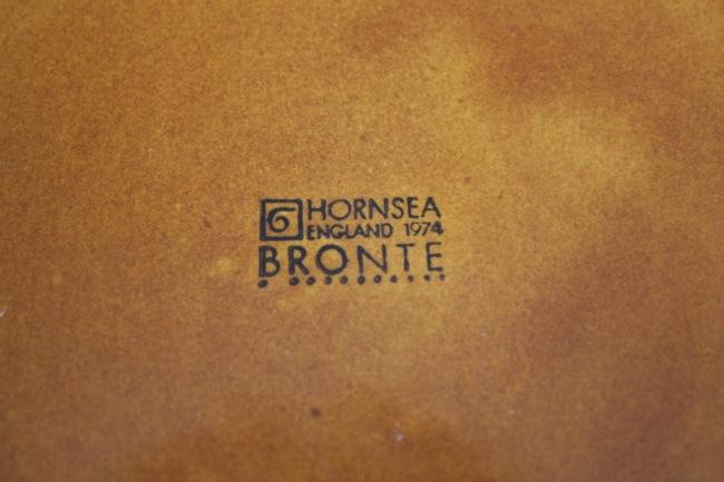 Hornsea(ホーンジー)キャニスター(M)&プレートセット1