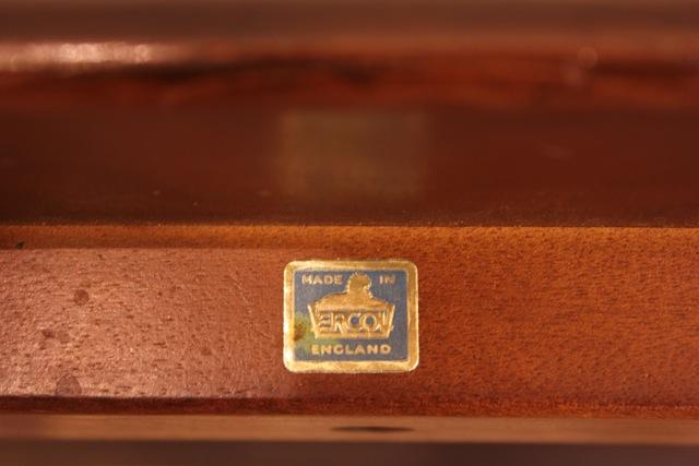 ERCOL オールドコロニアル オケージョナルテーブル11