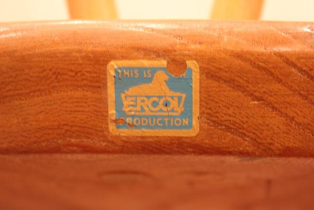 ERCOL 376ラティスドチェア35