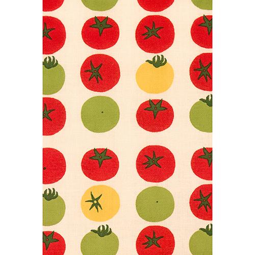 てぬぐい いろどりトマト オフ