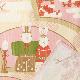 小布 うさぎ立雛 ピンク