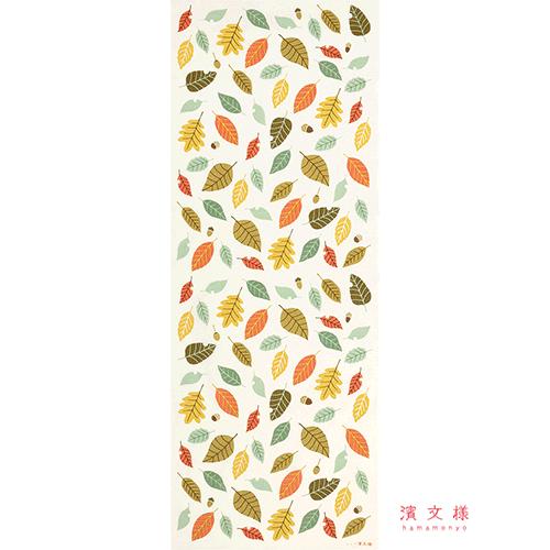 てぬぐい 秋色日和