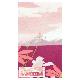絵てぬぐい 秋桜と富士