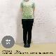 TシャツXS 波濤 コン