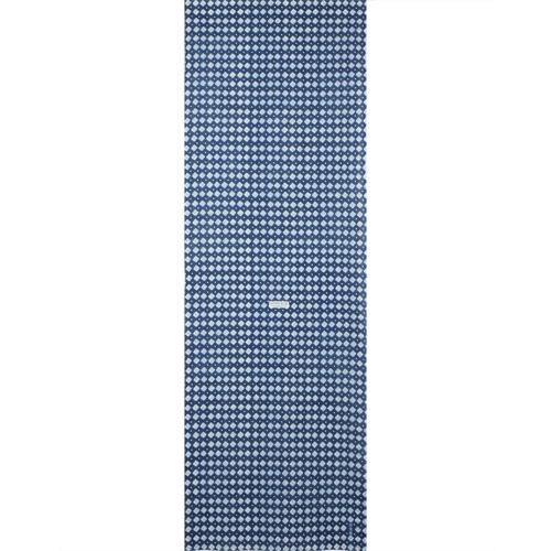 藍染てぬぐい 菱形と水玉