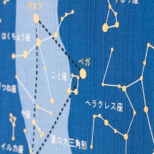 小布 夏の星座
