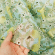 綿ローンストール マルメロの香り ブルー