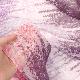 綿ストール 藤景色
