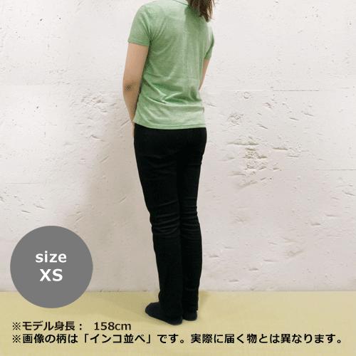 TシャツXS ごきげんハシビロコウ グレー
