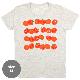 TシャツM とまとまトマト ベージュ