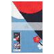 絵てぬぐい 祝鶴と富士