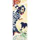 絵てぬぐい 鯉のぼりと金太郎