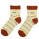 てぬぐい柄の靴下 五本棒(サイズ:23〜25cm)