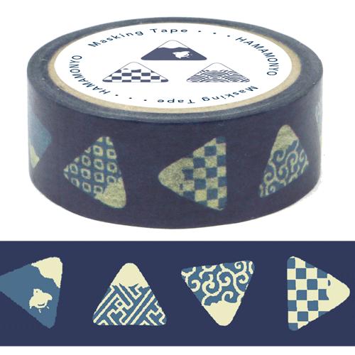 マスキングテープ 富士山むすび