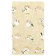 110-120サイズ キッズ甚平 ハリネズミと豆パンダ