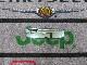 18y− ジープ ラングラー ブルークローム鏡 ワイドリアビューミラー