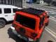【販売準備中】18y− ジープ ラングラー スチール製 ユニバーサル ルーフラック ハーフタイプ 左右ラダー付き 4ドア用