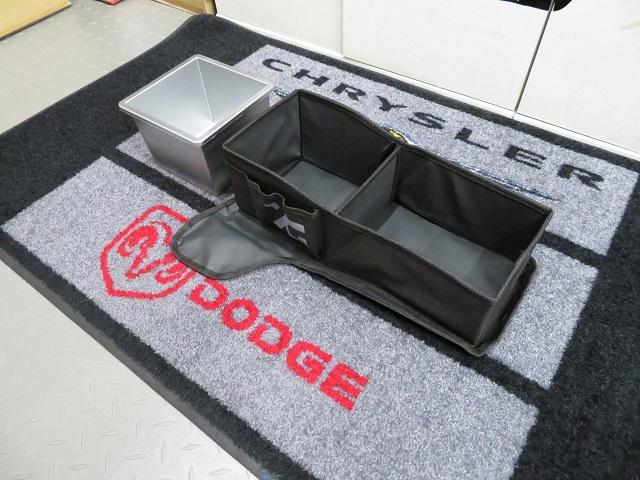 07y- ジープ ラングラー ストレージ ボックス リアシート用 【XG Cargo製】