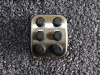 11y− ジープ グランドチェロキー パーキングブレーキ ペダルカバー