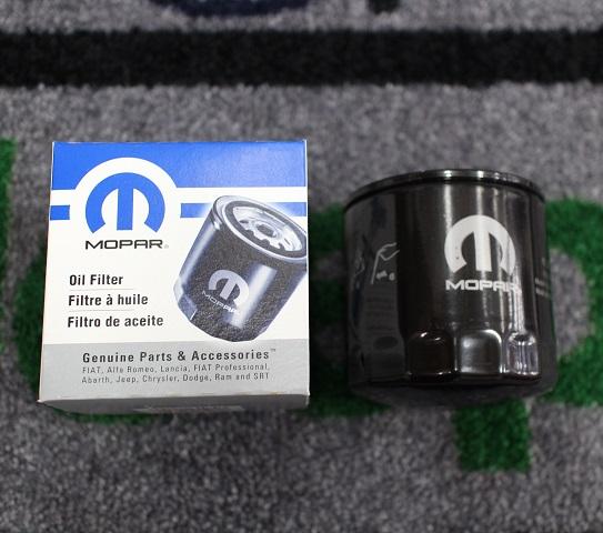 クライスラー/ダッジ/ジープ 各車へ ※3.6L以外 MOPAR製 純正オイルフィルター 1個