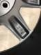 【限定1セット特価】08−12y ジープ チェロキー 純正塗装品 マットブラック 18インチホイール 4本セット