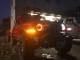 18y− ジープ ラングラー オリジナル LED フェンダーランプ シーケンシャル ウィンカー / 一列デイライト点灯 スモークレンズ 左右セット ※要説明