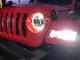 18y− ジープ ラングラー オリジナル LED ヘッドライト ホワイトリングデイランプ/ウィンカーリング点灯 左右セット ※どちらの消灯選択も可能