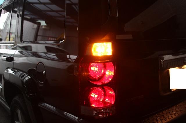 06−10y ジープ コマンダー D車用・弊社オリジナル専用設計 LEDバルブセット 【テールランプ全箇所】